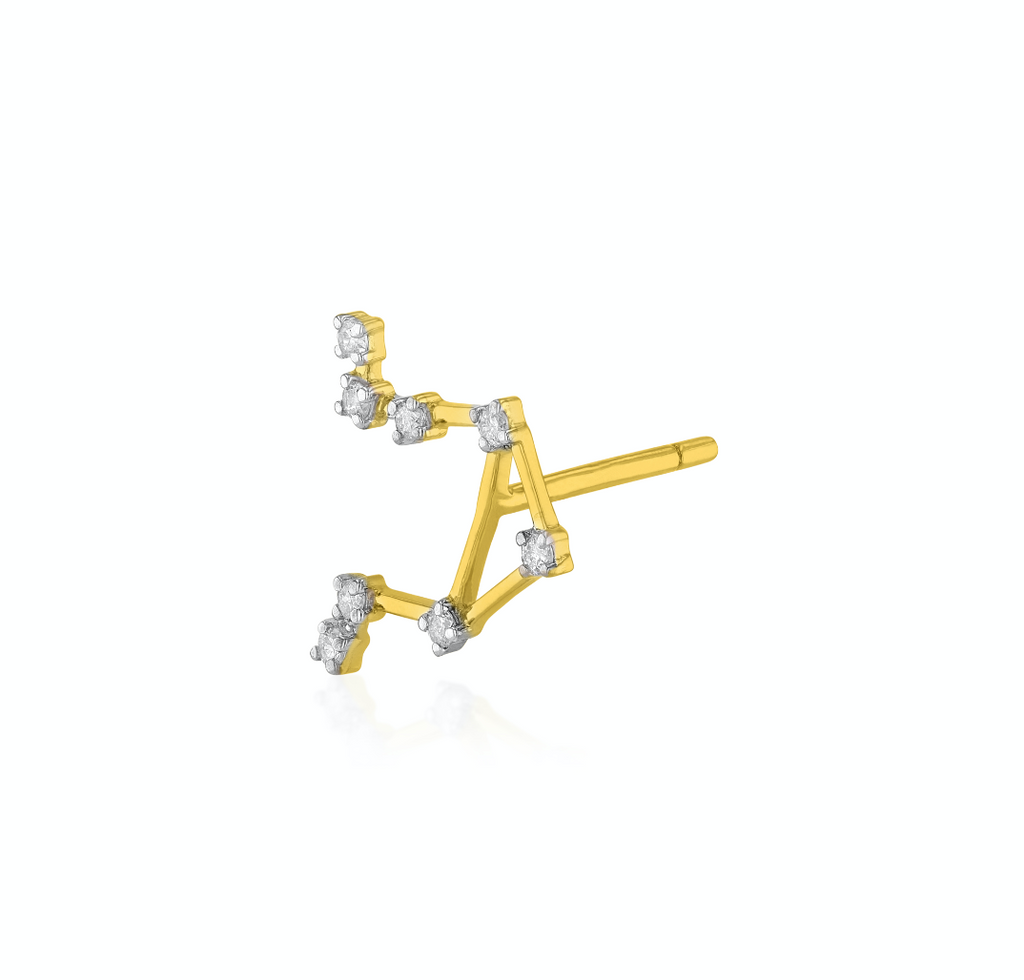 Libra Constellations Earring