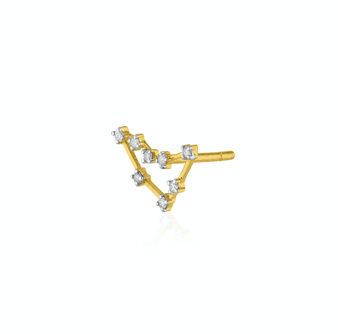 Capricorn Constellations Earring