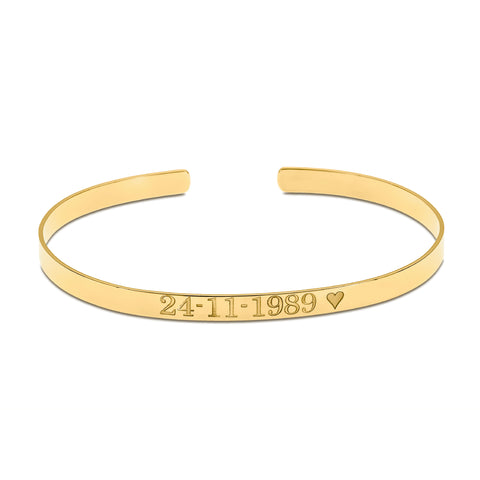 The Engrave-able Bangle