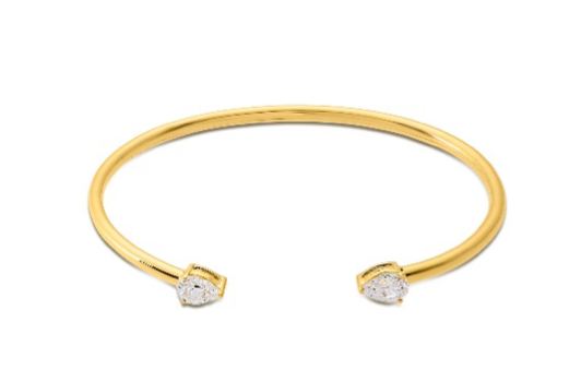 Zircon Sparkles Bangle
