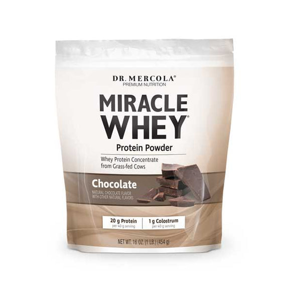 Miracle Whey Protein Powder- Chocolate