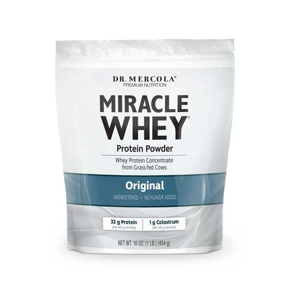 Miracle Whey Protein Powder- Original