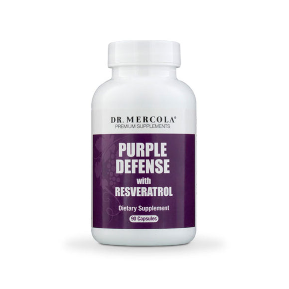 Purple Defense With Resveratrol