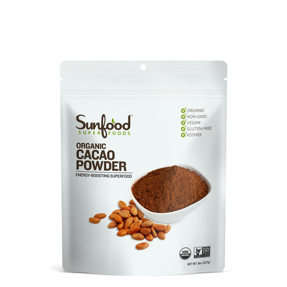 Cacao Powder, 8oz