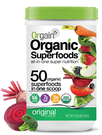 Organic Superfoods- Original
