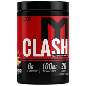 MTS Nutrition Clash- Green Apple