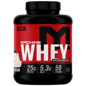 MTS Nutrition Machine Whey- Vanilla Ice Cream