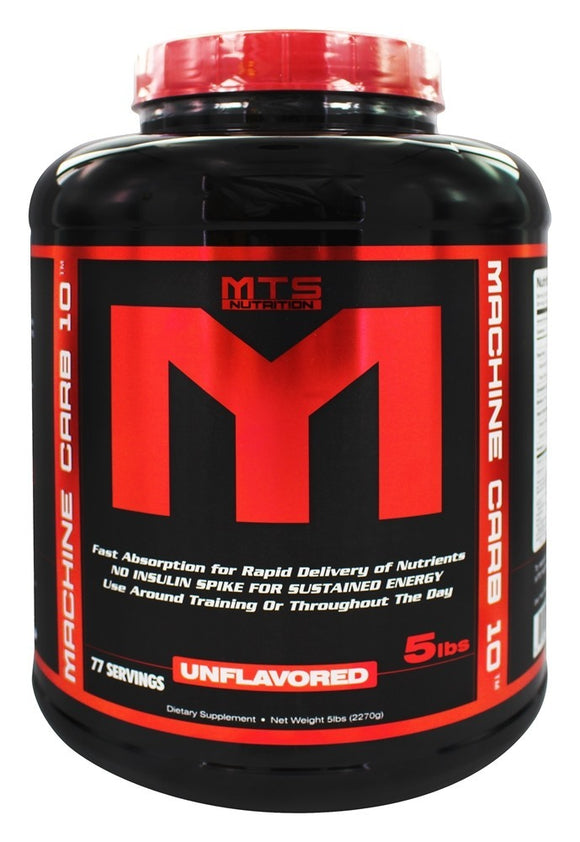 MTS Nutrition Machine Whey- Unflavored