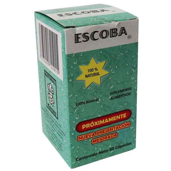 CAPS.  ESCOBA C/60