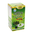CAPLETAS SUPER DIETERS HERBAL TEA DRINK C/30