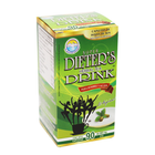 CAPLETAS SUPER DIETERS HERBAL TEA DRINK C/90