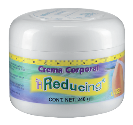 CREMA CORPORAL REDUCING 240 GRS.