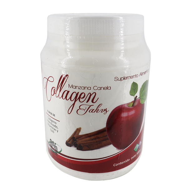 COLLAGEN JAHVS MZNA-CANELA 500 GR.