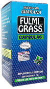 CAPS. FULMI...GRASS CON GUARANA  C/150. AZUL