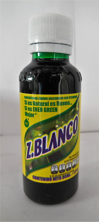 EXT. Z. BLANCO 80 ML.