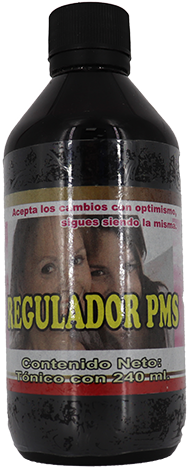 JARABE REGULADOR PMS 240ML.