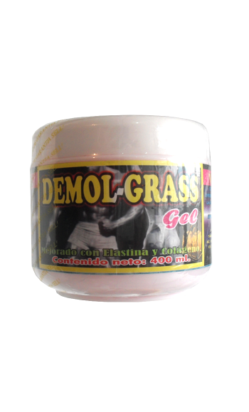 GEL DEMOL-GRASS 400ML.