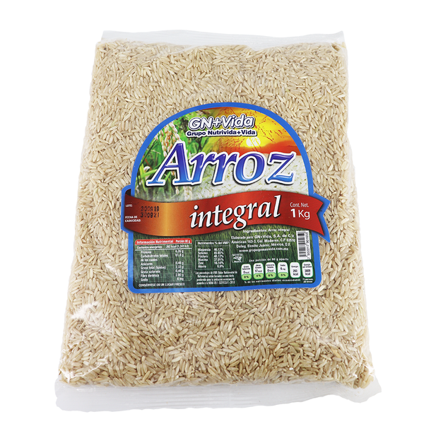 CEREAL ARROZ INTEGRAL 1KG