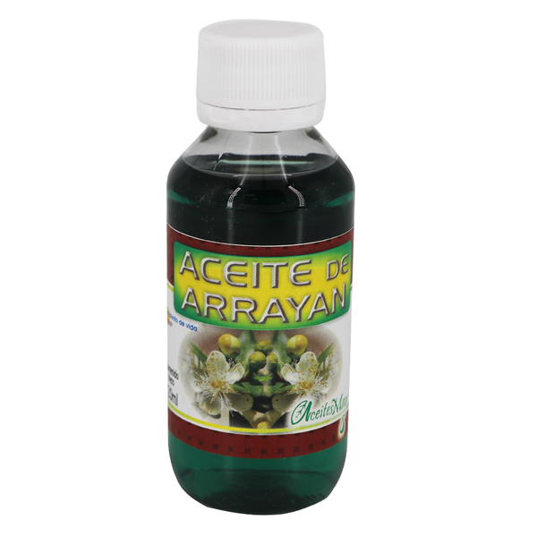 ACEITE DE ARRAYAN 120ML.