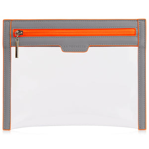 Anywhere Everywhere Wallet - Shadow Neon Orange