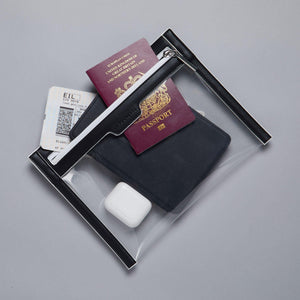 Anywhere Everywhere Wallet - Ink White