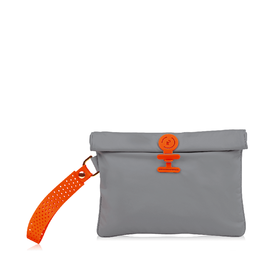 Wet Bag Large  - Shadow Neon Orange