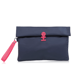 Wet Bag Maxi - Midnight Neon Pink