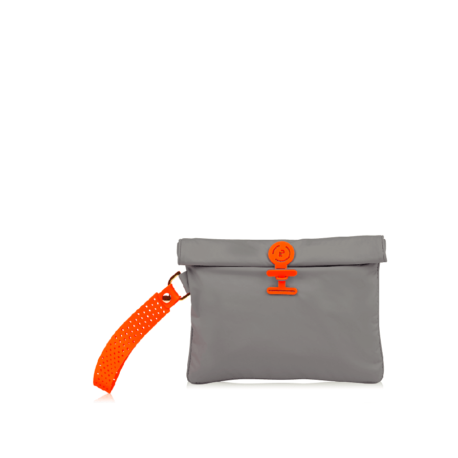 Wet Bag Small - Shadow Neon Orange