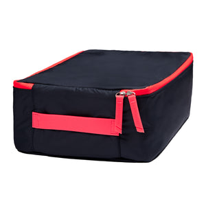 Shoe Box Large Midnight/Neon Pink