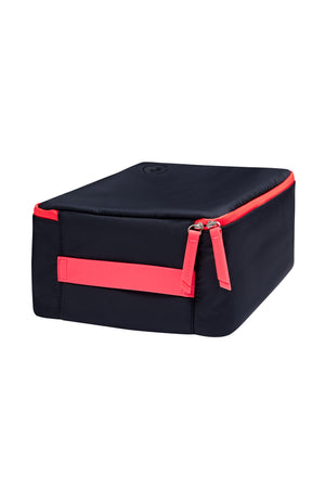 Shoe Box Medium Midnight/Neon Pink
