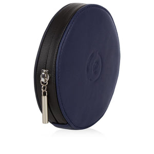 Circle Purse -Midnight Black