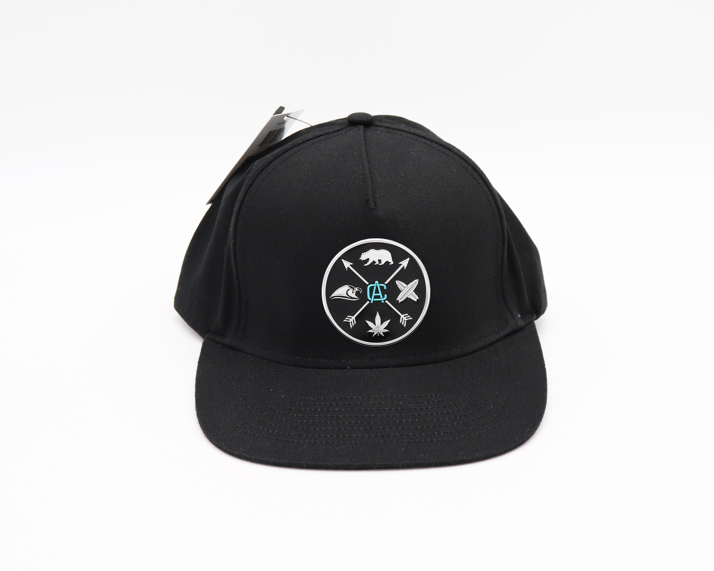 High Fidelity Patch Hat