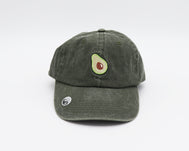 Avocado Pigment Dyed Hat