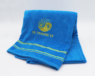 SDTC GOLD TRIM TOWEL