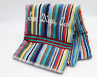 San Diego, California Large Towel for beach, pool, or everyday use. Sold SDTradinag Co.