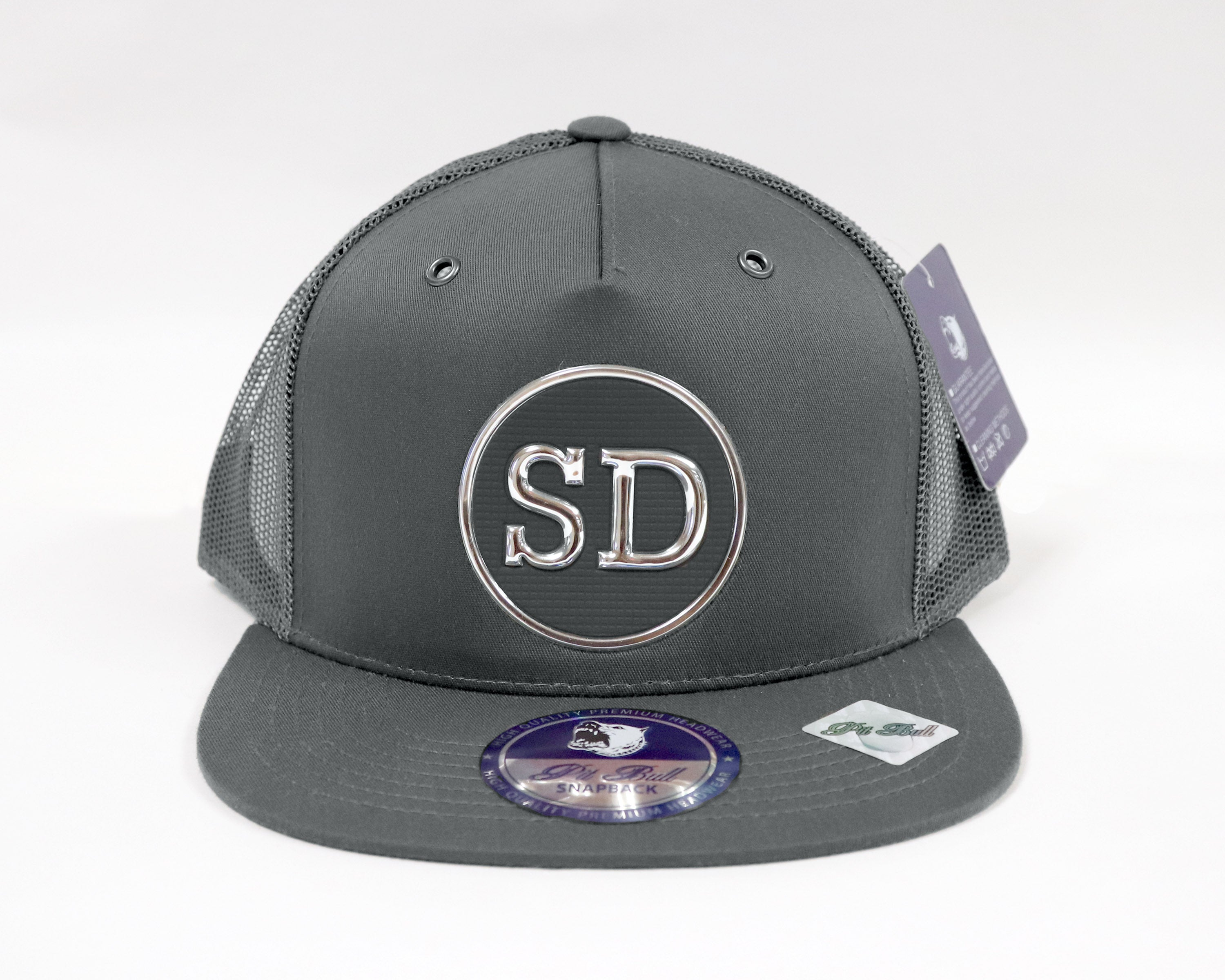 SD H.F. Circle Patch Snapback