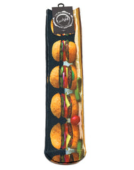 Hamburger Socks, Burger Socks, Fun Socks, Funky Socks, Printed Socks, womens socks, youth socks
