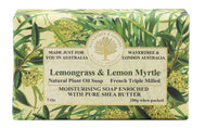Lemongrass & Lemon Myrtle Moisturising Soap