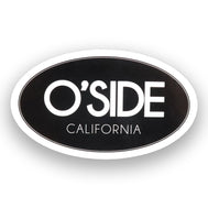 Oceanside Classic Sticker