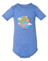 Surf the Sun Baby Onesie