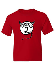Youth Trouble 2 T-shirt