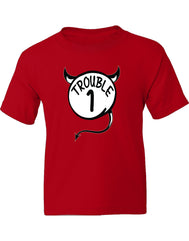Youth Trouble 1 Tee