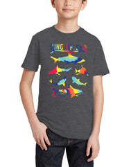 King of the Sea Youth T-shirt