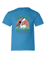 Stay Salty SD Youth Tee