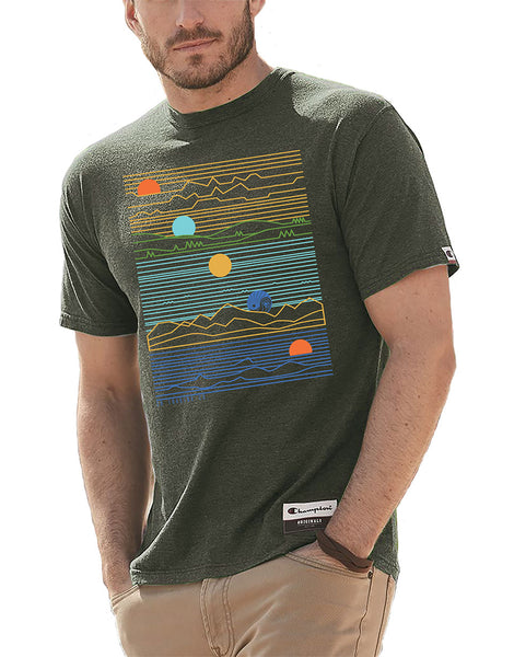 Champion® Time-Lapse Mens Tee