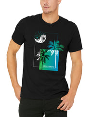 Reclaimed Palms Tee