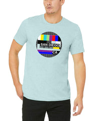 Old Tv Signal Mens T-shirt