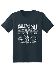 Men's Adult T-Shirt : Happy Place