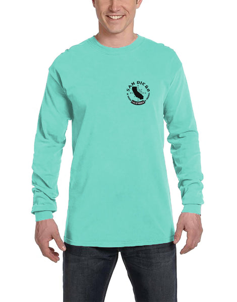 Compass Surf Long Sleeve
