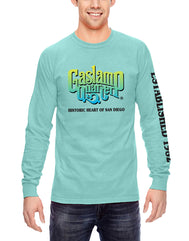 GQ Ombre Long Sleeve t-shirt